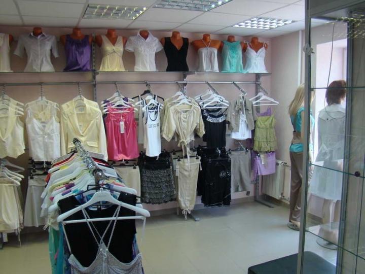 fe2a18596516 Магазин стильной женской одежды — Портфолио — Торг-терминал
