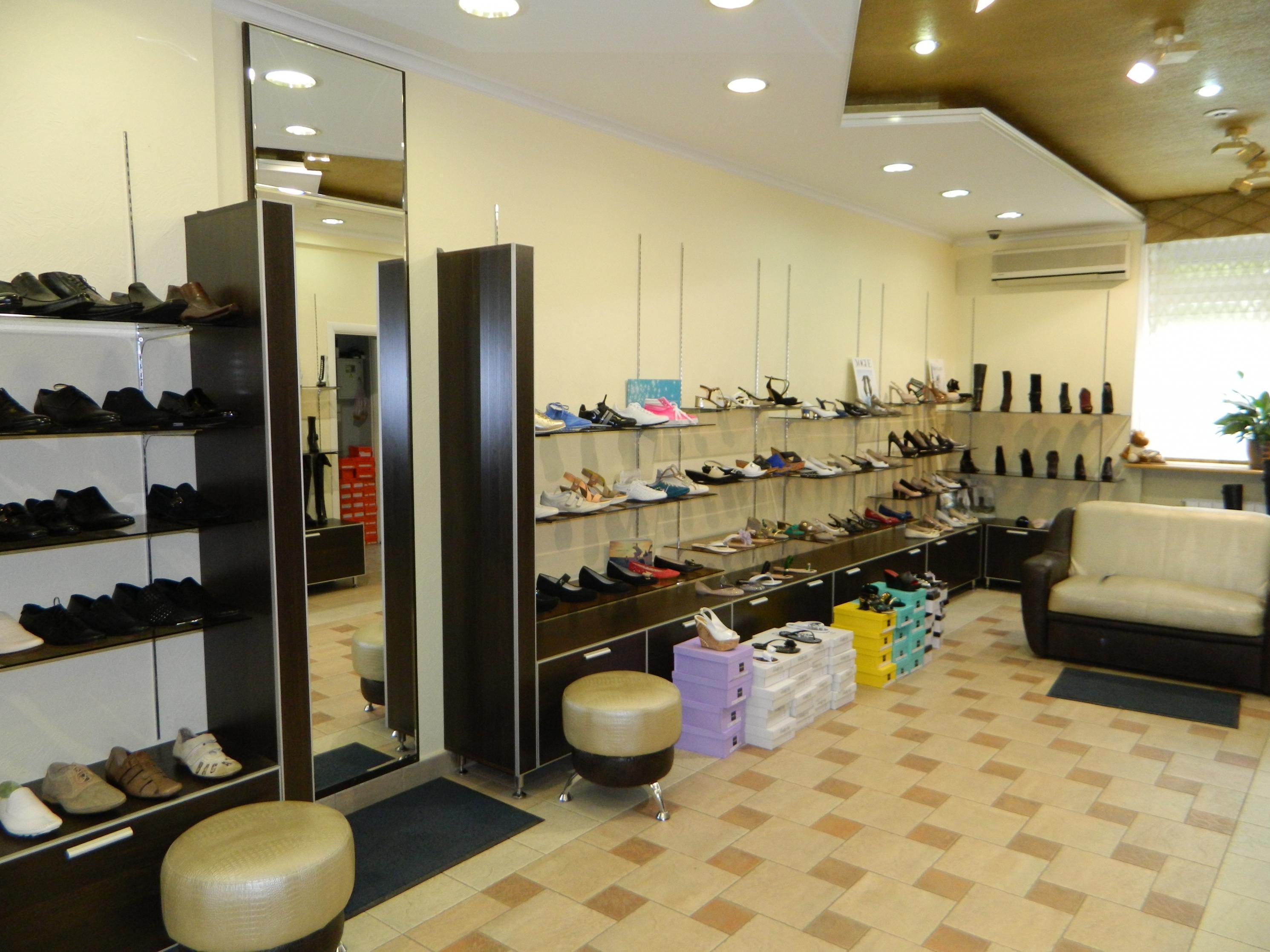 7b3c6e2826a8 Обувной магазин — Портфолио — Торг-терминал