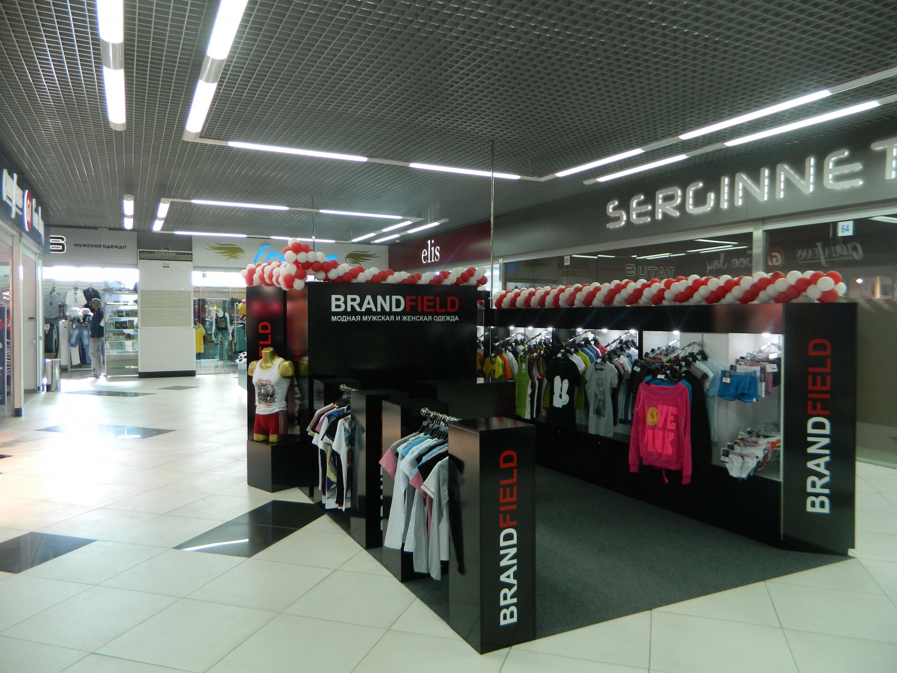 03bdb773b5ed Павильон одежды Brandfield — Портфолио — Торг-терминал